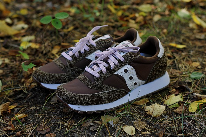 "Anteater x Saucony Jazz Original ""Nature of the Beast"""