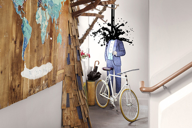 artsy takes us inside jrs new york studio