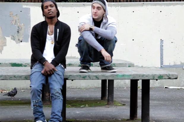 Suddenly - The A$AP Rocky Documentary Trailer