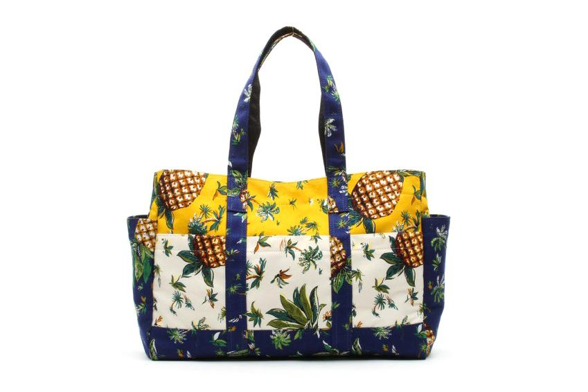 atmos x Porter 2013 Hawaiian Collection TOTE BAG