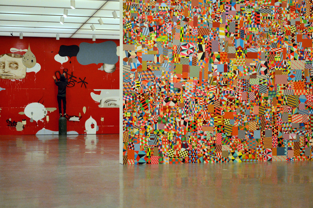 """Barry McGee """"Drawing from the Street"""" Exhibition @ ICA Boston Recap"""