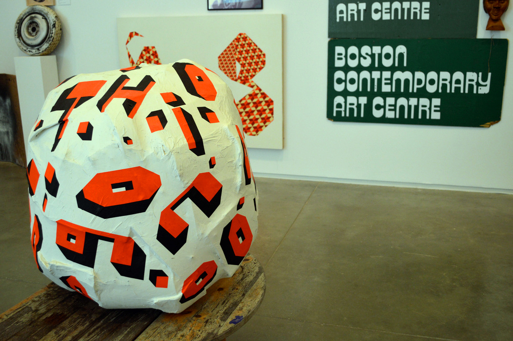 barry mcgee drawing from the street exhibition ica boston recap