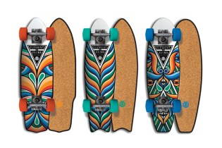 Beastman x Element Cruiser Collection