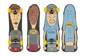 Beavis and Butt-Head x Globe 2013 Spring Collection