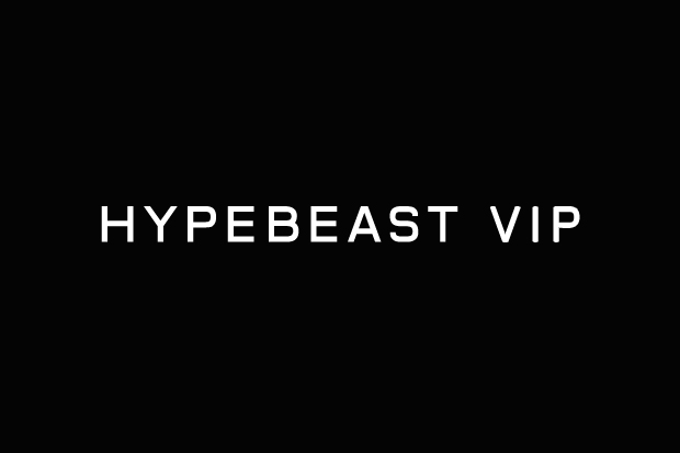 Become a HYPEBEAST VIP