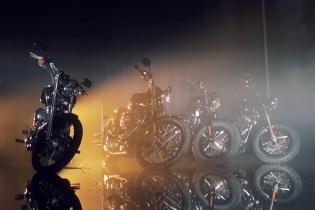 "Behind the Scenes of SKINGRAFT's ""Dark Light Cycles""   Video"