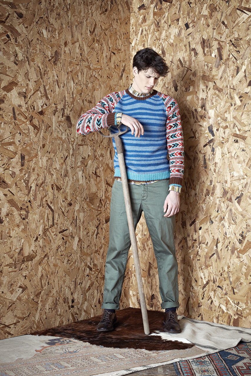 Bellerose 2013 Fall/Winter Lookbook