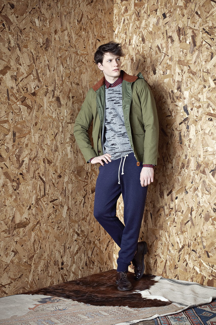 bellerose 2013 fall winter lookbook