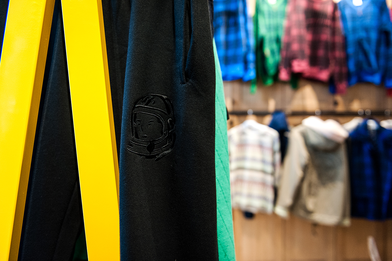 Billionaire Boys Club/ICECREAM 2013 Fall/Holiday Collection Preview