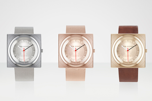 Block Watch for Eclectic by Tom Dixon