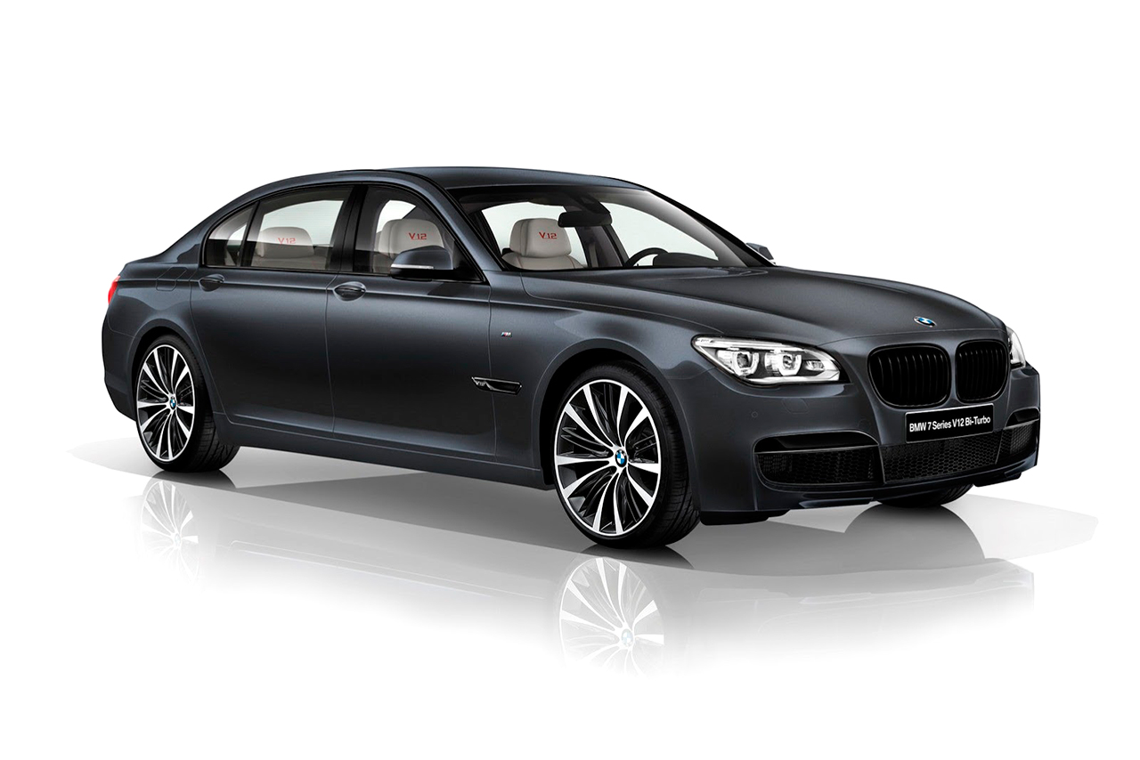 BMW 7 Series V12 Bi-Turbo Japan-Only Limited Edition