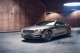 BMW Pininfarini Gran Lusso Coupe