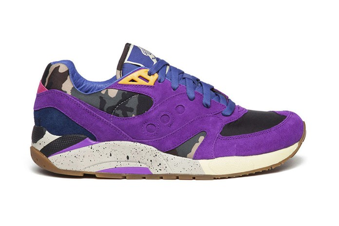 Bodega x Saucony Elite G9 2013 Spring/Summer Collection