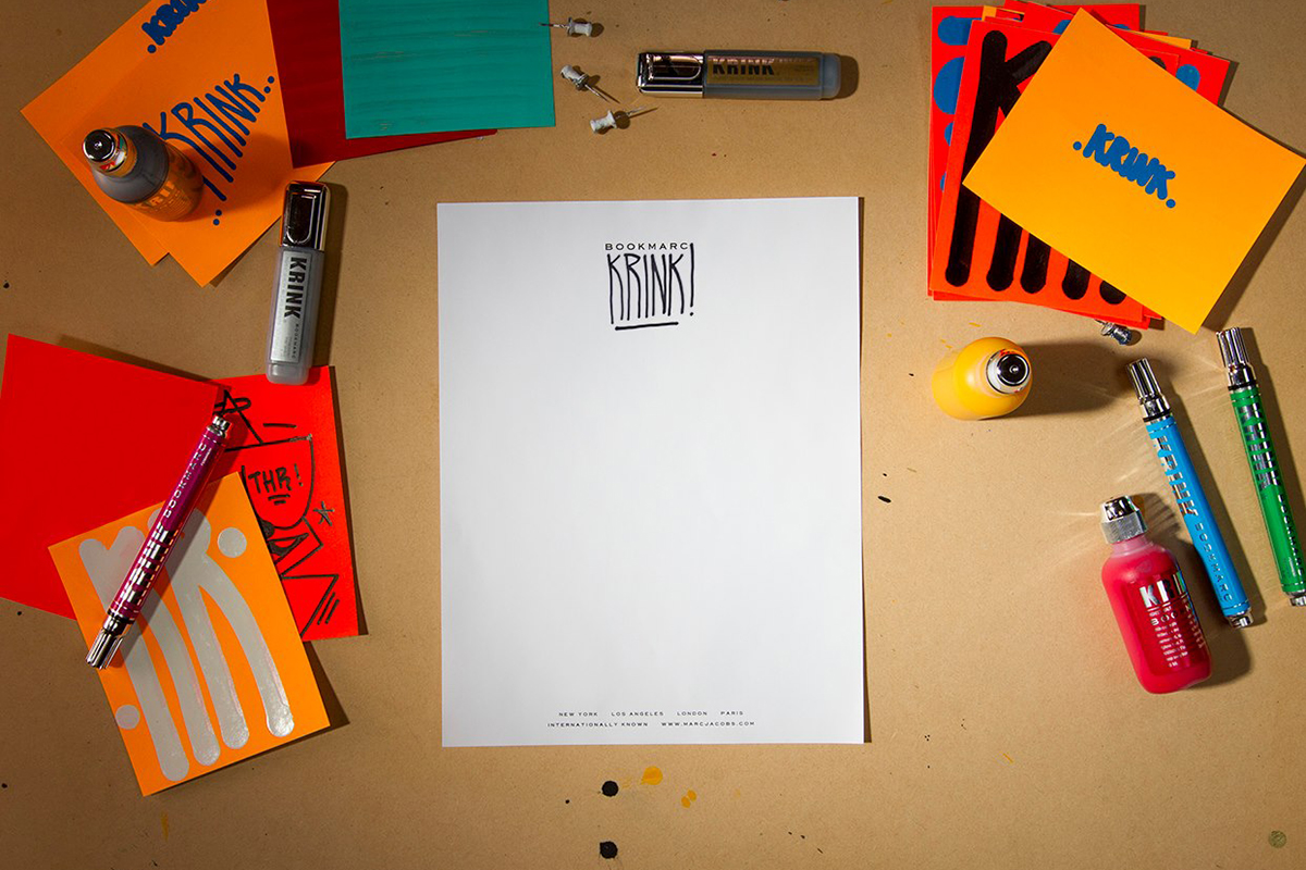 Bookmarc x KRINK 2013 Marker Collection