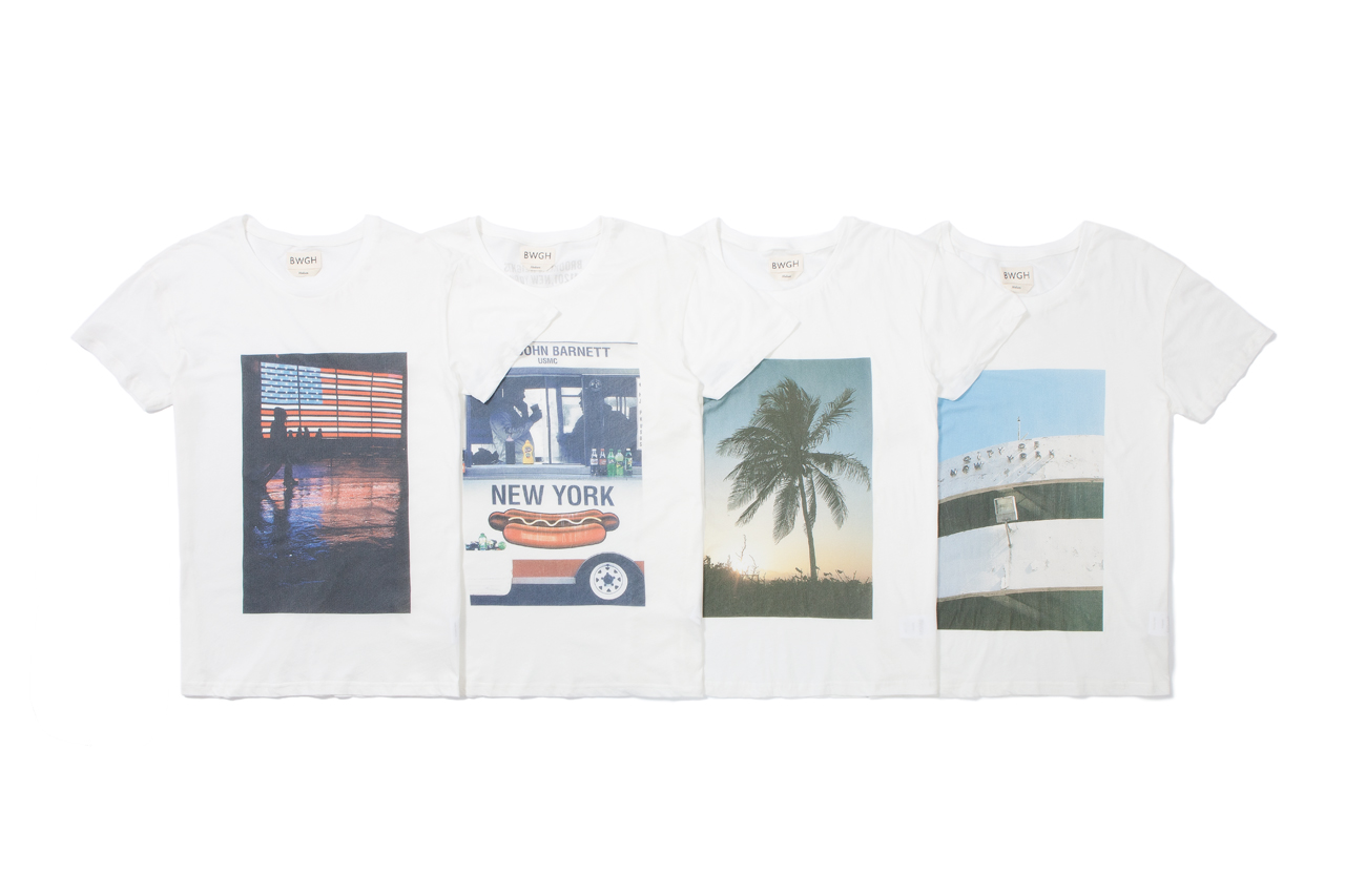 BWGH 2013 Spring/Summer T-Shirt Collection