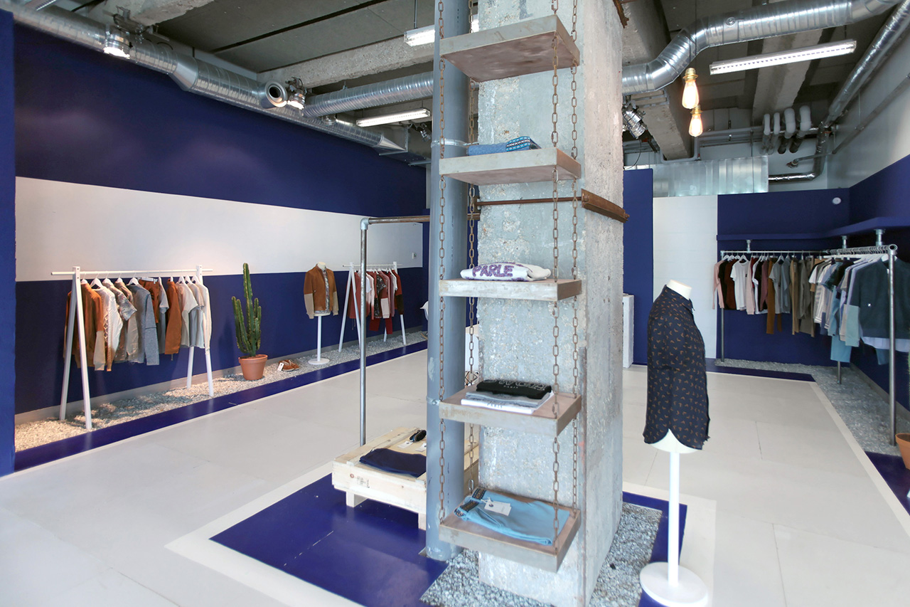 BWGH Paris Store Opening