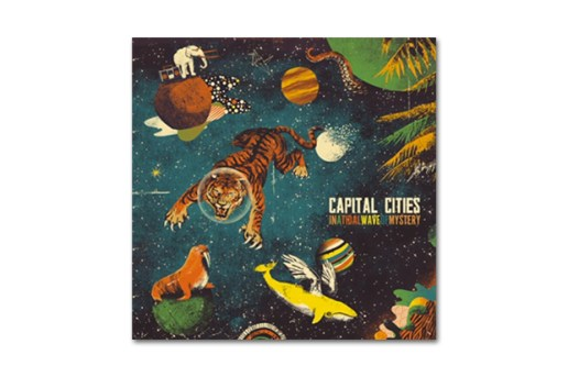 Capital Cities featuring André 3000 – Farrah Fawcett Hair
