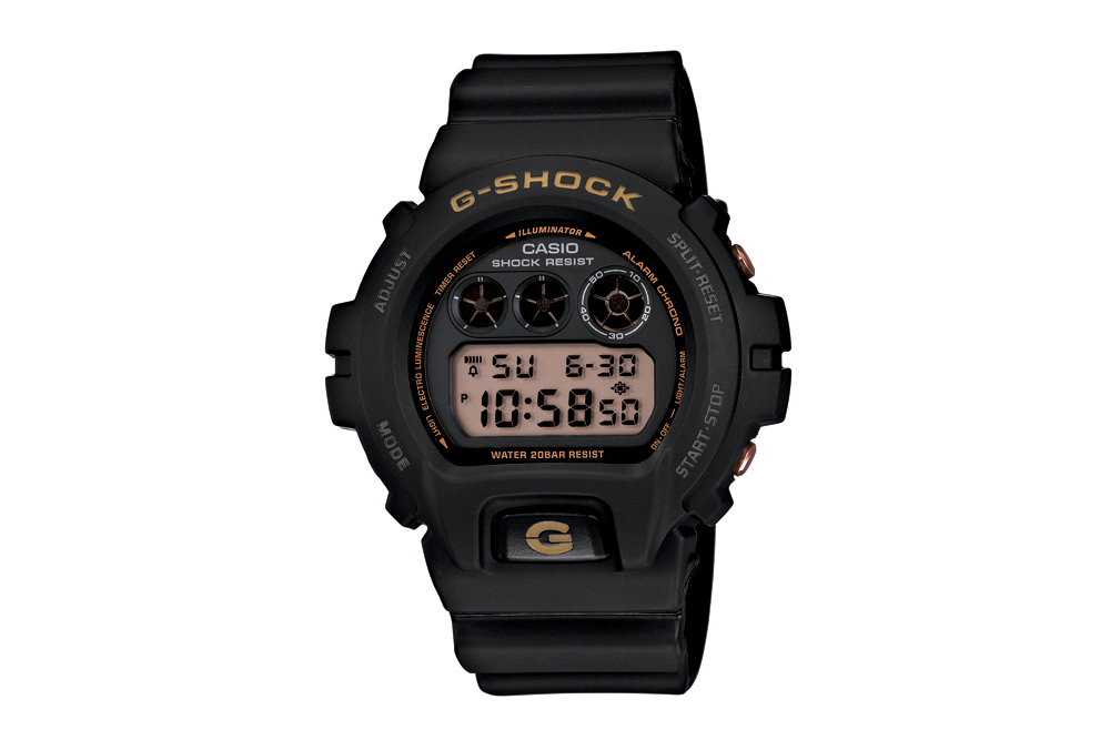 """Casio G-Shock """"Back to the Matte"""" Series"""