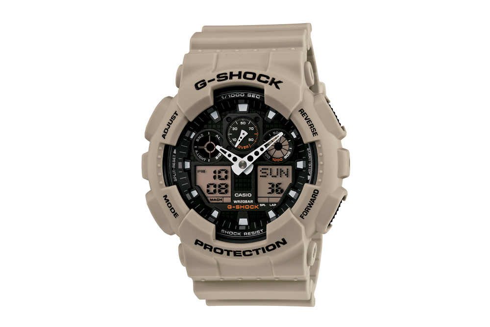 "Casio G-Shock ""Back to the Matte"" Series"