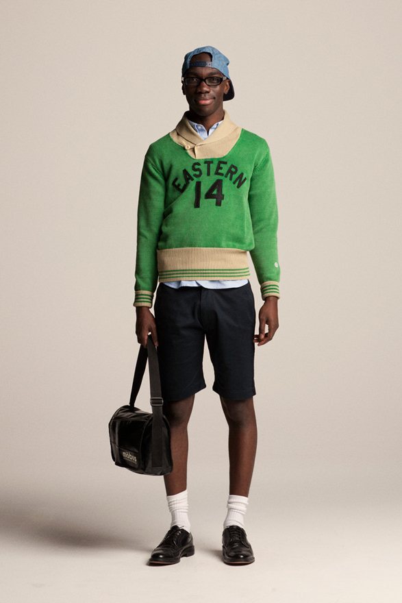 Champion Japan 2013 Spring/Summer Lookbook
