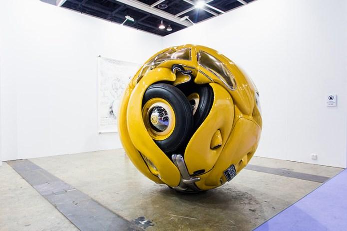 Check Out Ichwan Noor's Perfectly Spherical Vintage Volkswagens
