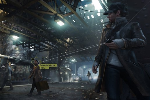 Check Out This In-Game Footage of 'Watch Dogs'