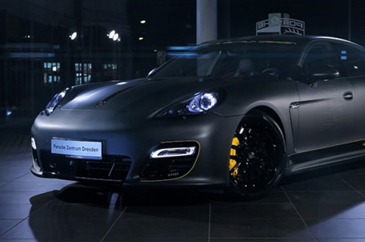 A Closer Look at Porsche's Panamera Turbo Carbon Edition