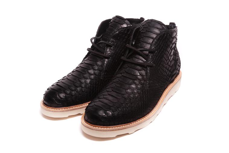 Clothsurgeon x Modern Vice Chukka Boot
