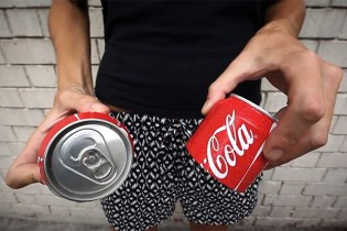 Two People, One Can: Coke's New Can Lets You Twist And Share