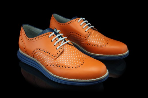 """Cole Haan Lunargrand """"Knicks Playoffs"""" by Revive Customs for Spike Lee"""