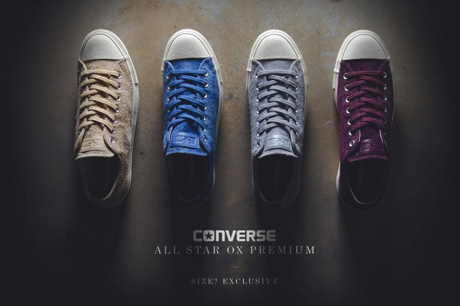 Converse All Star Ox Premium size? Exclusive
