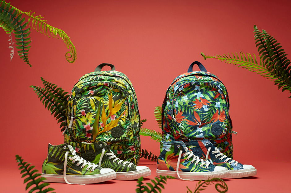 "Converse Chuck Taylor All Star Specialty ""Hawaiian Print"" Collection"