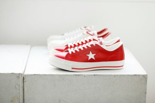"Converse One Star J Red ""Made In Japan"""