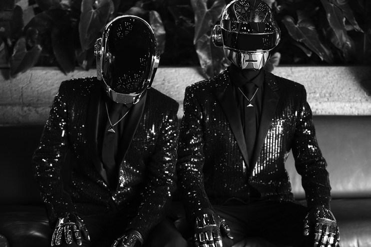 Daft Punk for CR Fashion Book