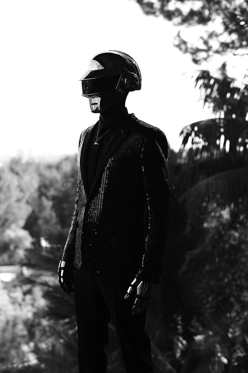 daft punk for cr fashion book