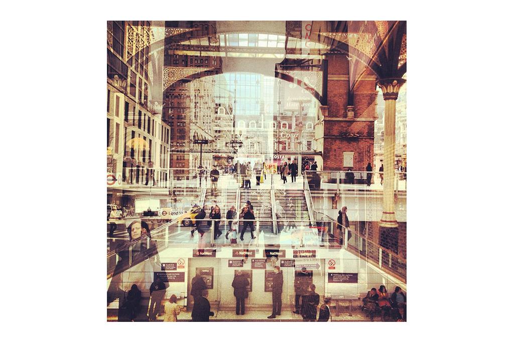 new york meets london in daniella zalcmans double exposure photo series