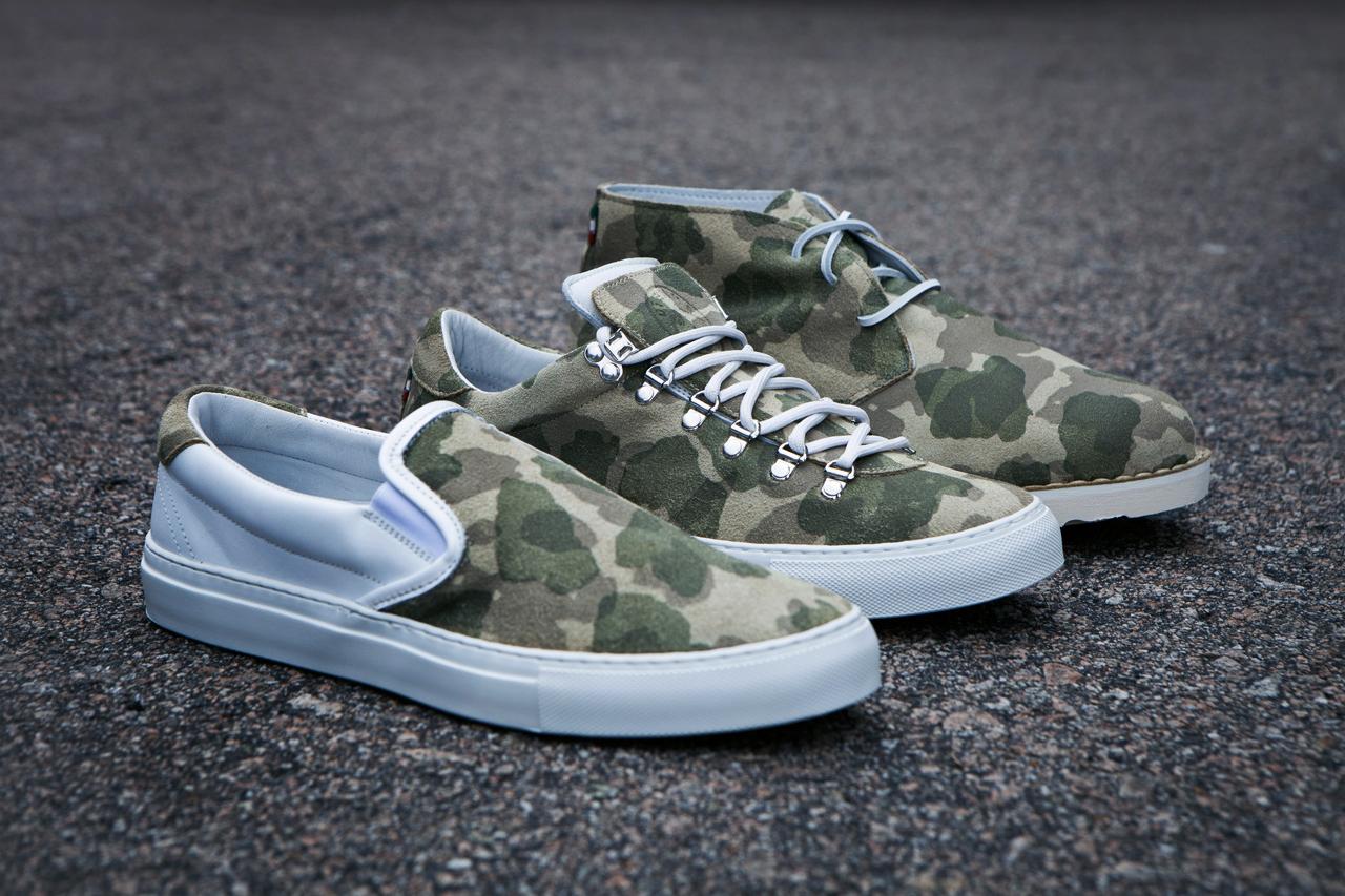 Diemme 2013 Spring/Summer Camouflage Pack