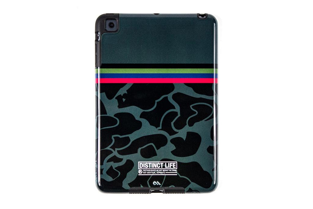 "Distinct Life x Case-Mate ""Ghost Camo"" iPad mini Case"