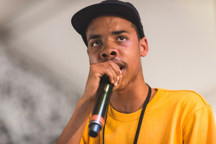 Earl Sweatshirt featuring Mac Miller – Guild