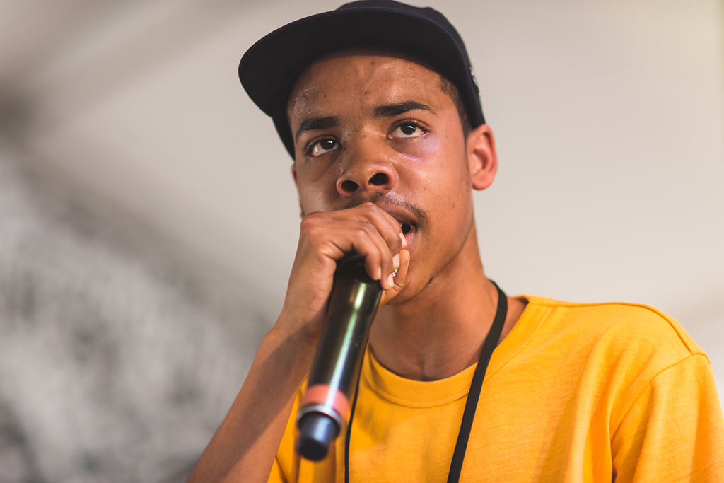 earl sweatshirt featuring mac miller guild