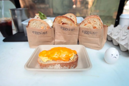Egg Sl*t Discusses Food Truck Business for The Hundreds