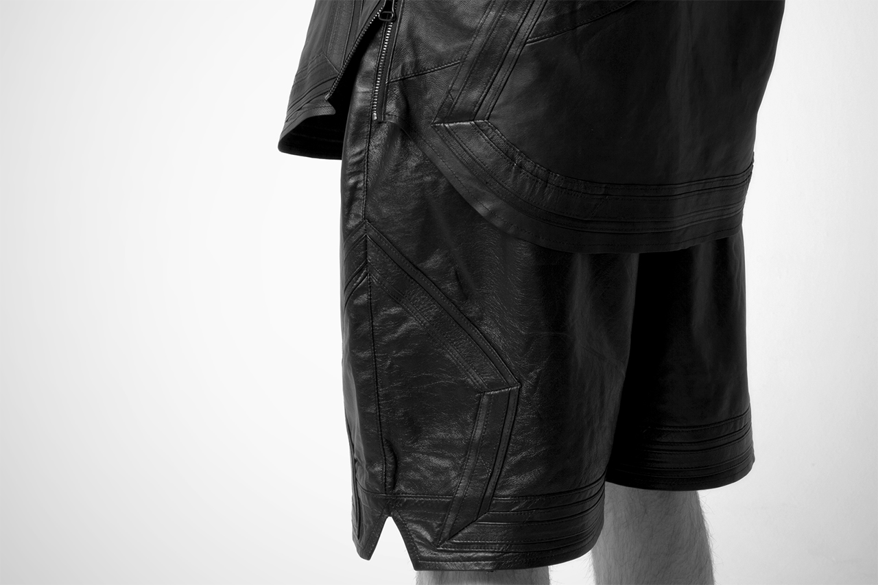 "En Noir 2013 Spring/Summer ""Closer"" Lookbook"