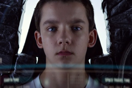 Ender's Game Official Trailer