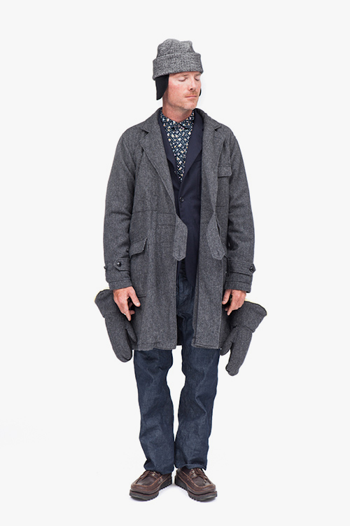 engineered garments 2013 fall winter collection