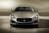 Ermenegildo Zegna for Maserati 2014 Quattroporte