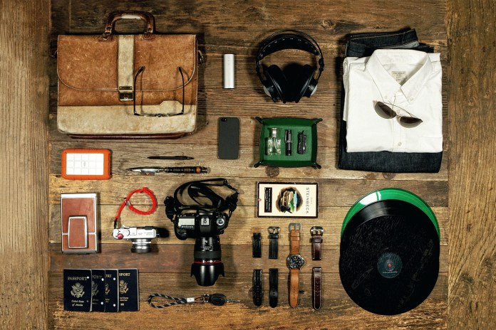 Essentials: Eric Yang of Gear Patrol