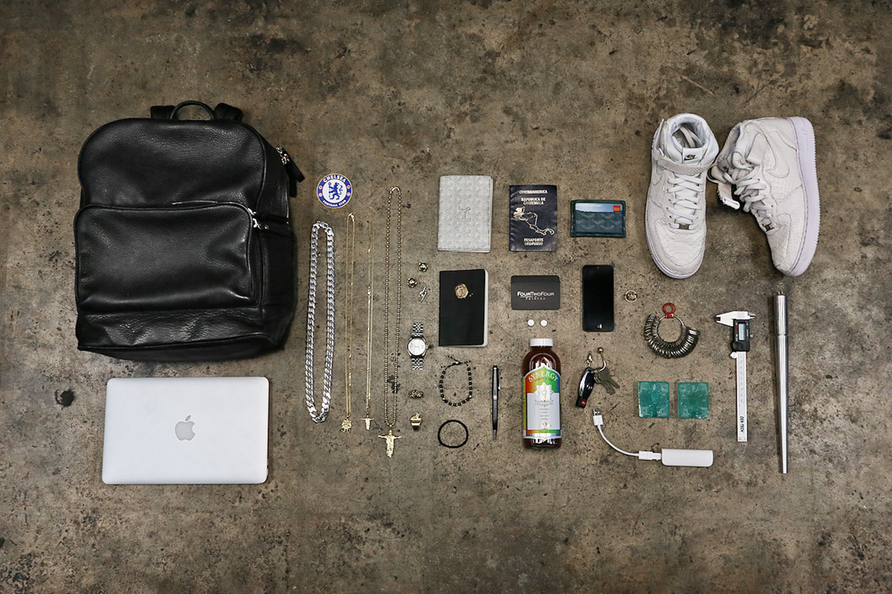 Essentials: Guillermo Andrade of 424 Fairfax
