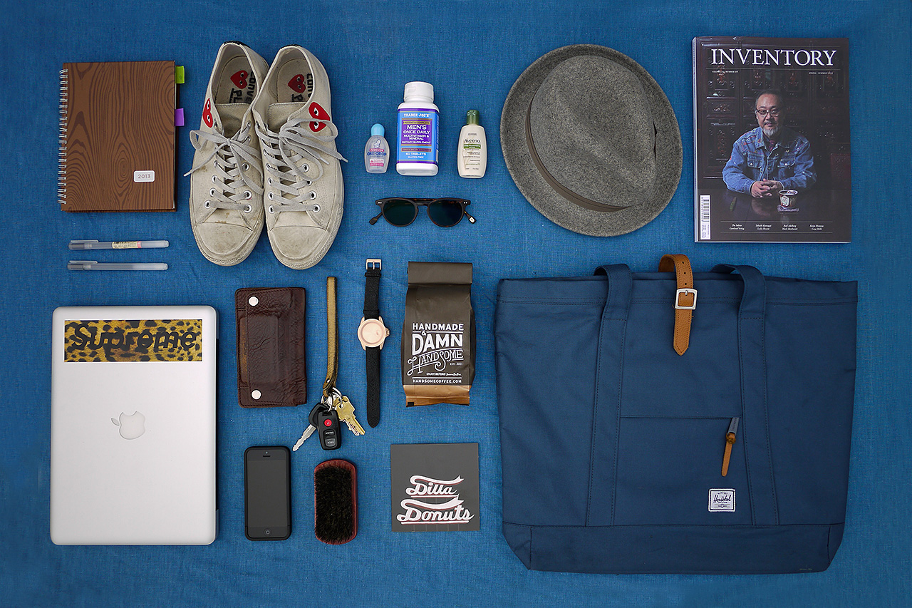 Essentials: Roderick Hunt of Uniform Journal