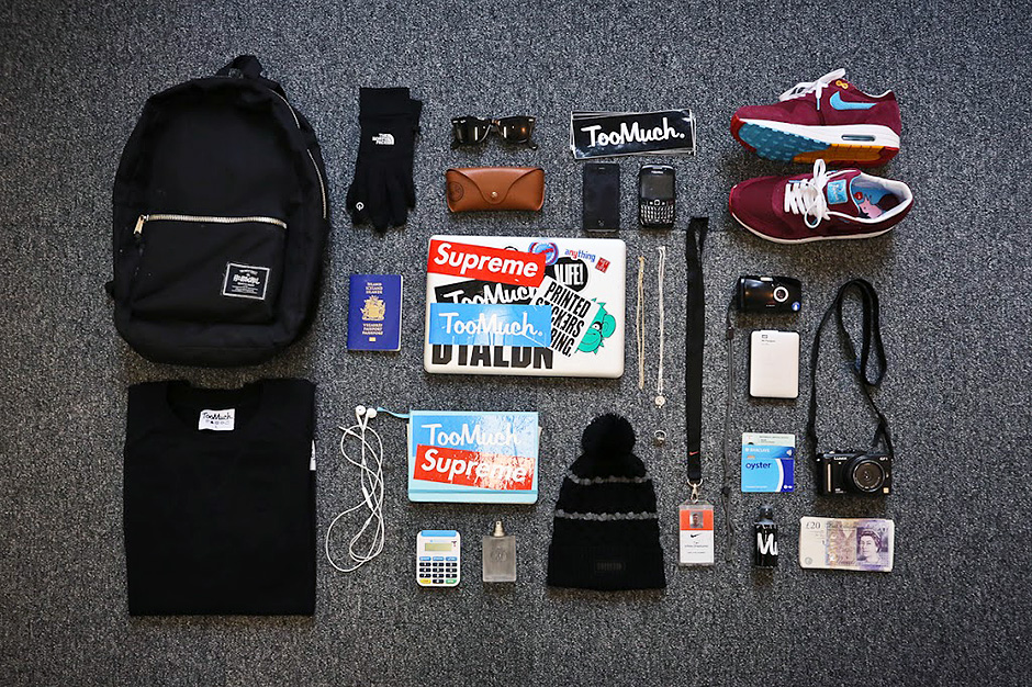 Essentials: Tan Gillies of Nike UK