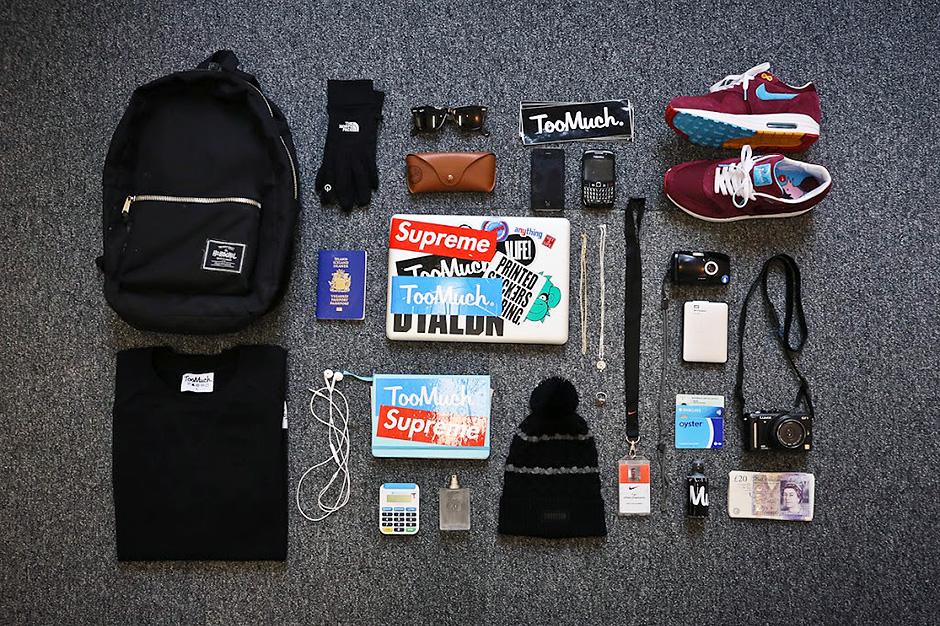 Essentials: Tan Gillies of Nike UK